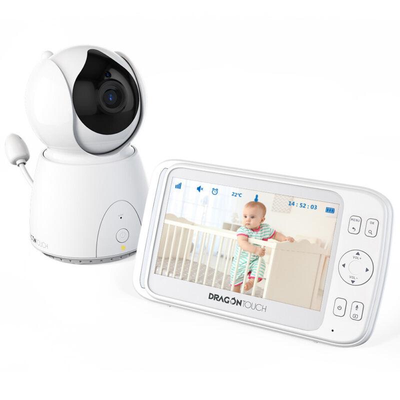 1080P Wireless Security Camera Indoor Home Smart Wifi Baby Monitor Pet Refurbish