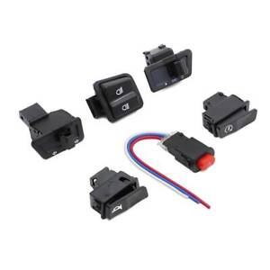 Replacement Switches buttons set For Scooter GY6 50cc 150cc Vento TaoTao JOhnway