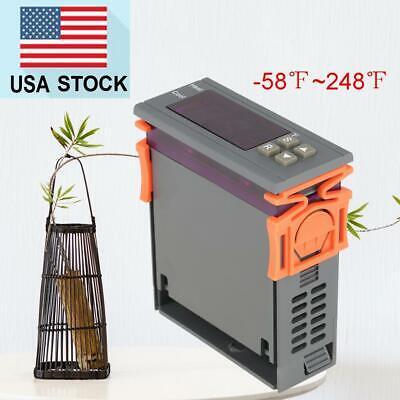 Digital Wh1210f 12v Temperature Thermostat Controller -58248