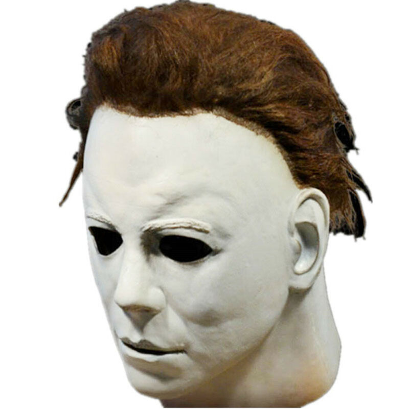 2020 Halloween Michael Myers Mask 1978 Cosplay Latex Full Head Mask US SHIP