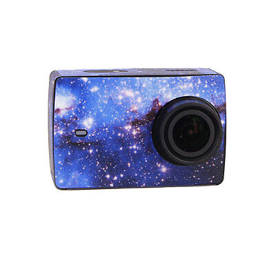 09# Vinyl Protective Film Body Wrap Sticker Skin Decal For Xiaomi Yi 2 4K Camera