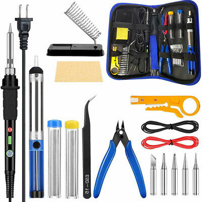 Rechargeable Soldering Iron Set Cordless Electric Solder Iro