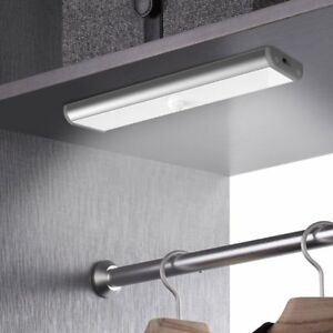 Wireless LED Under Cabinet Rechargeable Lighting Motion Sensor Light Magnet  Tape