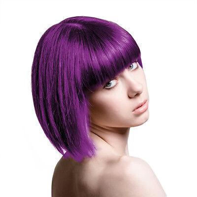 Stargazer Haartönung Soft Cerise Lila - Auswaschbare Haarfarbe - Lila Auswaschbare Farbe