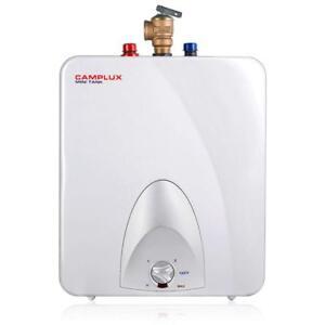 Camplux 6-Gallon Mini Tank Electric Water Heater