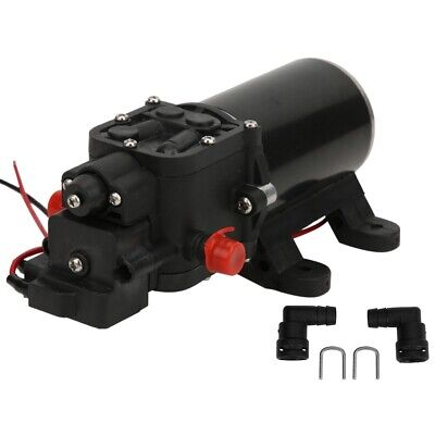 Water Yacht Electric Driver 12v Micro High Pressure Self-priming Diaphragm Pump
