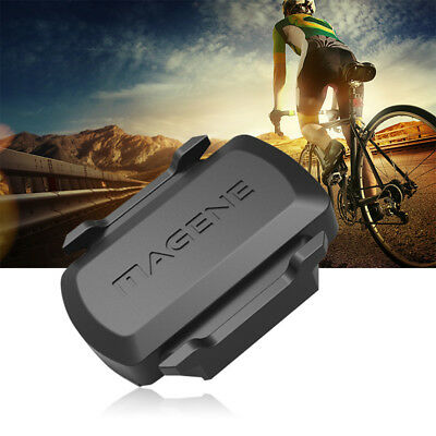ANT+Bluetooth Bike Wireless Speed&Cadence Sensor Dual Band for Garmin GPS New