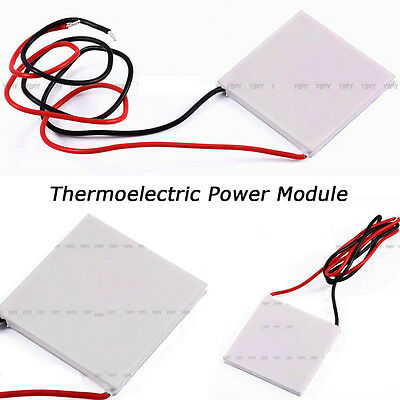 Thermoelectric Power Generator Peltier Module Teg 4040 Mm 150 Temperature