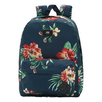 Vans NEW Men's Old Skool III Backpack - Trap Floral BNWT