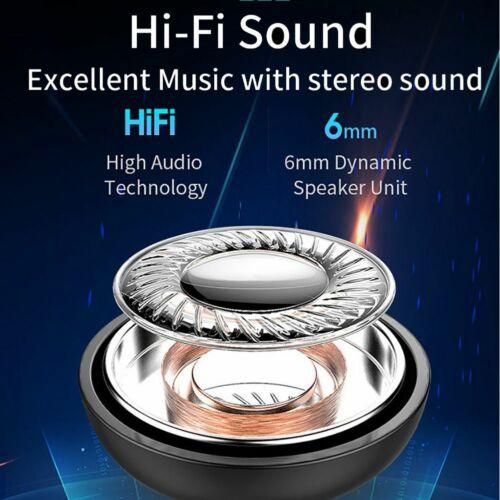 Business Office Bluetooth Earphone Handsfree Wireless HD Call Headphone With Mic - $17.99