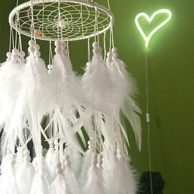 100x Natürliche weiße Straußfedern Plume 6-12cm langes Hochzeitsfest-Kostüm V9N2