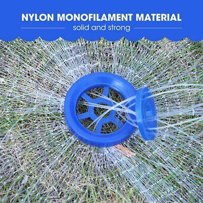 Fishing Net Outdoor Nylon Monofilament  Cast Hand Throw Fishing Mesh Net -