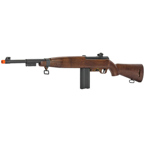 WELL WWII M1 Carbine Electric Airsoft Rifle Replica AEG Fake Wood D69