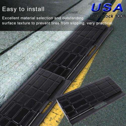 2 pack rubber threshold ramp 2 76