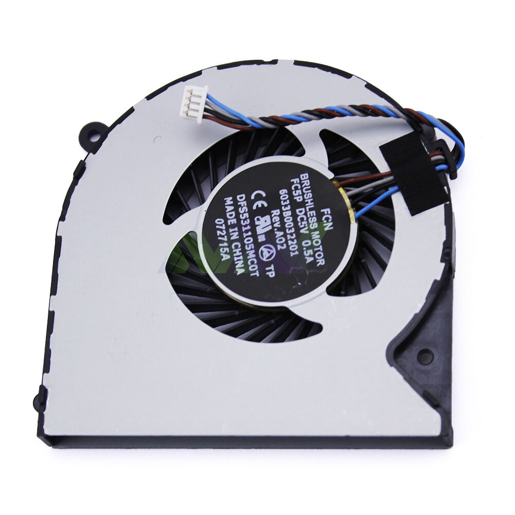 New CPU Cooling Fan For Dell Inspiron 15 5547 156 Laptop