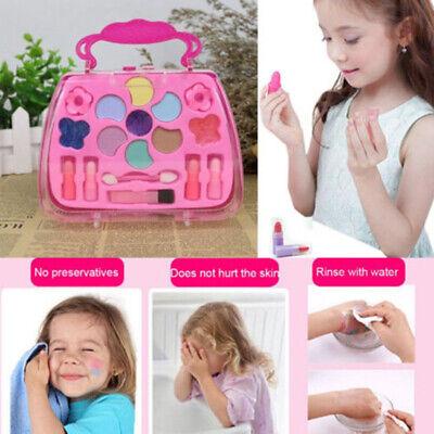 USA Princess Makeup Set For Kids Cosmetic Girls Kit Eyeshado