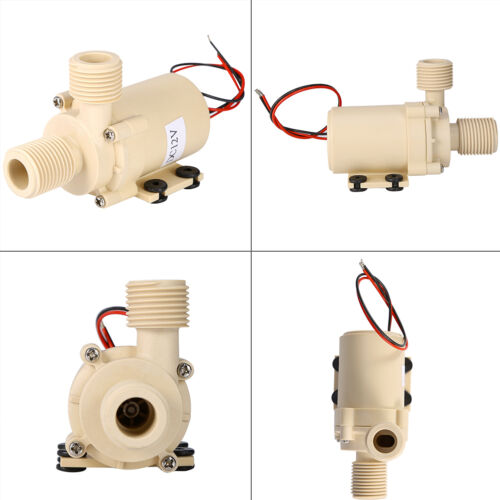 Profi 12V 6.5L//min Pumpe Wasserpumpe Tauchpumpe Brushless Zirkulationspumpe GT