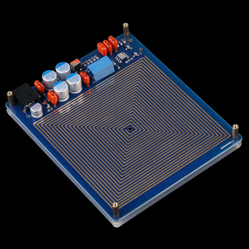 7.83HZ Schumann Wave Ultra-low Frequency Pulse Generator With Switch stw