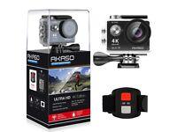 AKASO EK7000 4K Sport Action Camera !NEW! HALF PRICE!!