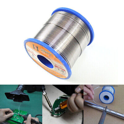 400g 1mm Welding Wire 6040 Rosin Core Solder 2.0 Tin Lead Soldering New