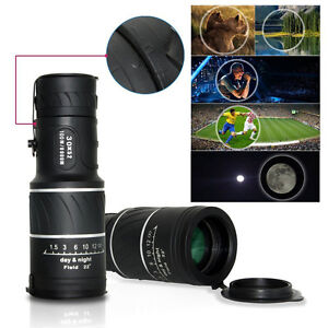 Mini 30x52 High Definition Power Double Zoom Optical Monocular Telescope Outdoor
