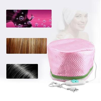 Beauty Care Electric Hair Heating Cap Thermal Treatment Steamer Nourishing Hair
