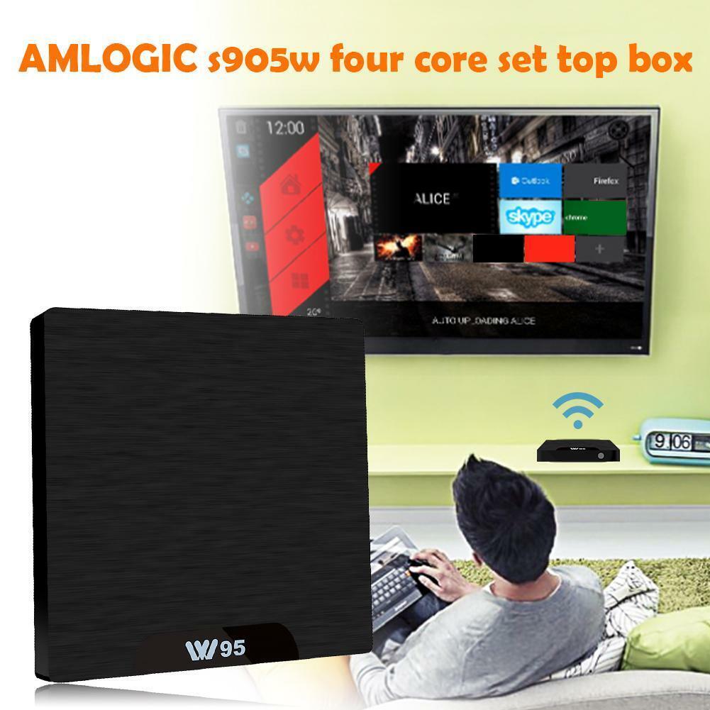 Beelink W95 Smart TV Box Android 7.1Quad Core WiFi 4K HDMI S