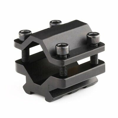 Universal 13mm to 21mm Barrel Mount with 21mm Single Picatinny / Weaver Rail US