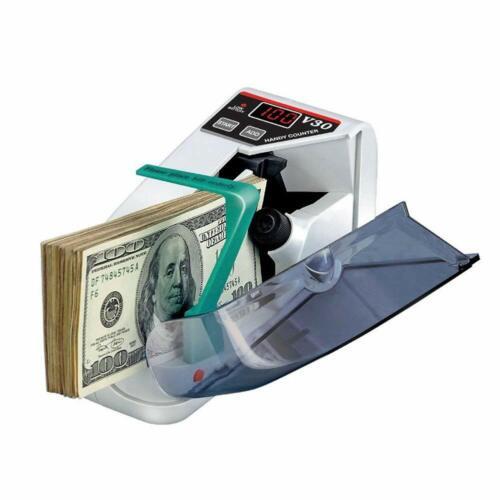 Maquina De Contar Dinero Contador Billetes Para Detección UV Falsificación