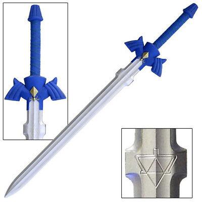 Legend of Zelda FOAM Master Sword Hylian Hyrule Twilight Princess LARP Prop Link