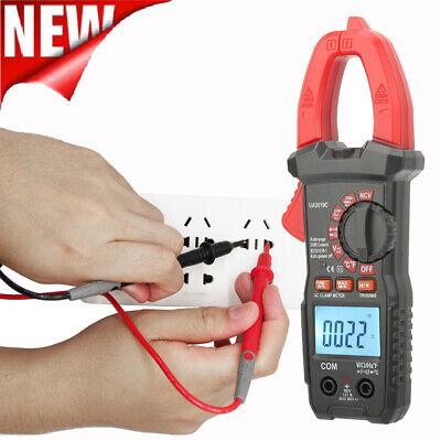 Ua2019c Ua2008a Digital Clamp Meter Acdc Current Voltage Multimeter Temp Tester