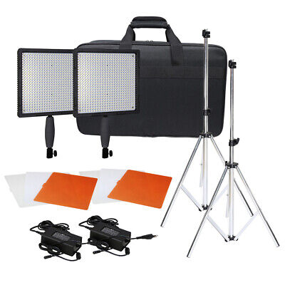 Neewer Photography CN-576 LED Video Studio Light Kit