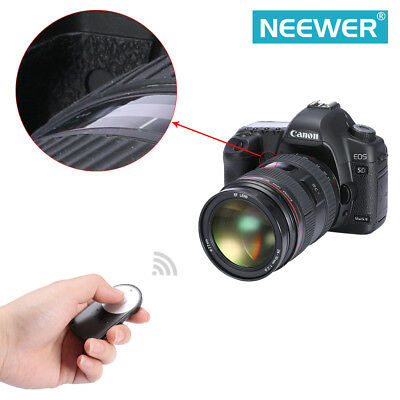 Neewer IR Wireless Shutter Release Remote Control for Canon EOS 60D 70D 7D