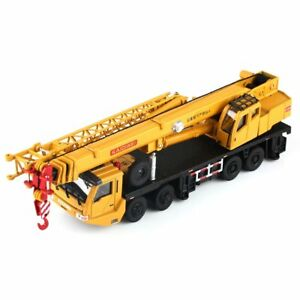 KDW 1:55 Scale Diecast Mega Lifter Crane Construction Vehicle Cars Model Toys