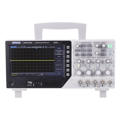 Hantek 80-250mhz 4ch Digital Oscilloscopeextdvmauto Range Function 64k 1gss