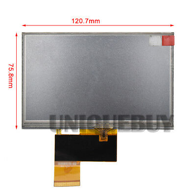 Lcd Screen Display Panel At050tn33 V.1 With Touch Screen For Innolux 5inch