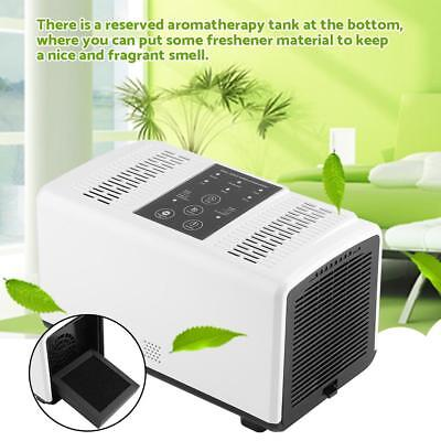 Air Purifier Cleaner Remove Formaldehyde Smoke Dust Ionic Ionizer Home Office