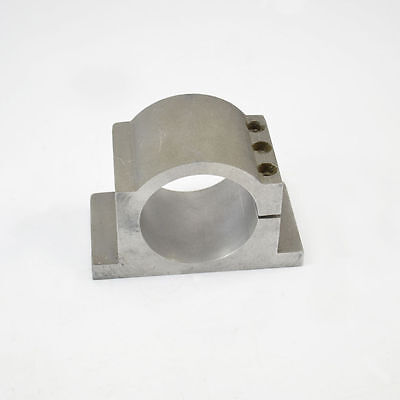 80mm Diameter Spindle Motor Mount Bracket Clamp Cnc Top Quality