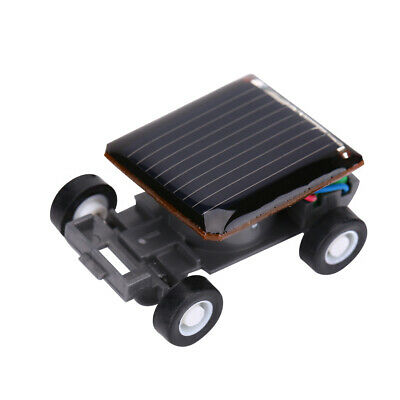 Educational Toys Mini Solar Power Car Children Brain Training Kit Technology