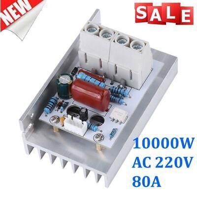 10000w Scr Digital Voltage Regulator Speed Control Dimmer Thermostat Ac 220v Hot