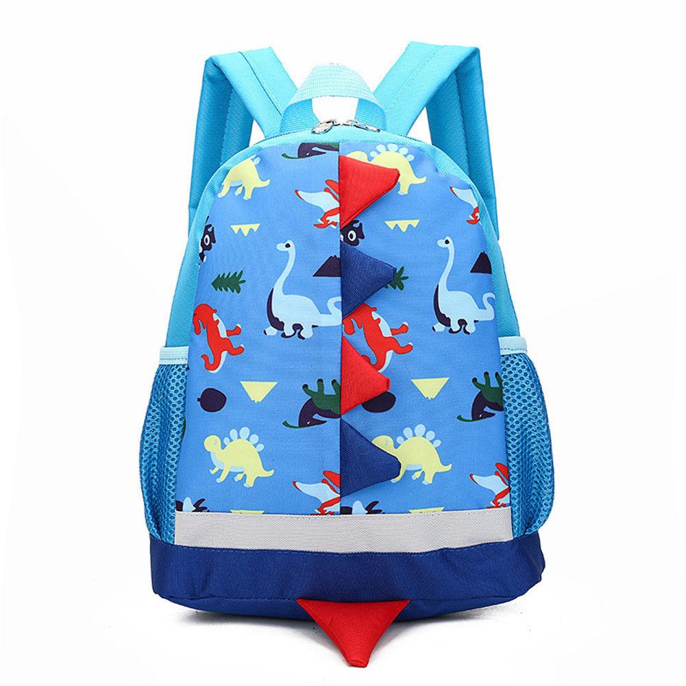 Children Kids Dinosaur Backpack School Bag Rucksack Kindergarten Boys Girls US