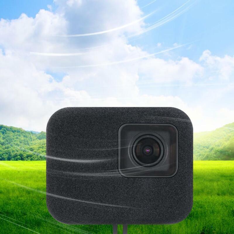 Gopro Hero7//6//5 Microphone Recording Sponge Noise Mask Sports Camera Accessories