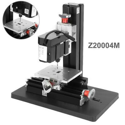 Z20004M Mini Precise Metal Drilling Machine Drill Press Stand 24W US Plug