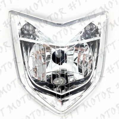 Motorcycle Headlight Front Light Lamp For Yamaha FZ1 Fazer 2006-2009 07 08 New, used for sale  Shipping to Canada