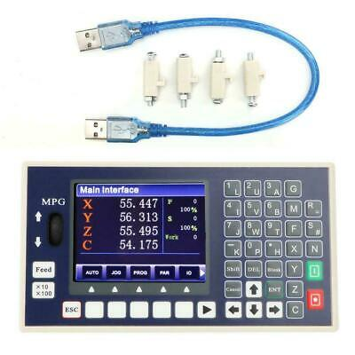 Tc5540h Lcd Display Spindle Control Cnc Controller Support Servo Stepper Motor