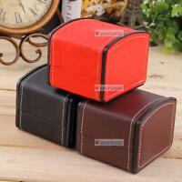 1x Luxury Watch Box Display Case Gift Box For Watch Jewelry Leather Watch Box Cb - unbranded - ebay.co.uk