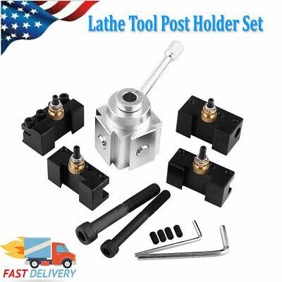 Tool Mini Post Set Holder Lathe Turning Bar Holder Boring Usa