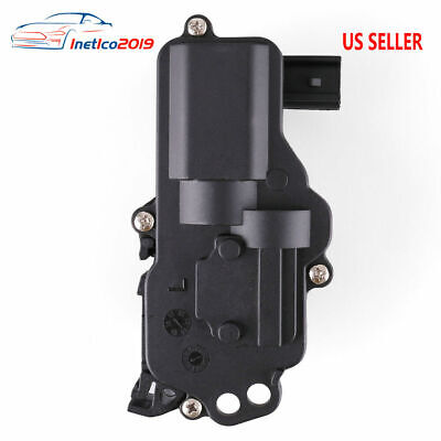 Door Lock Actuator Motor Front / Rear Left For Lincoln Mercury Ford Pickup Truck