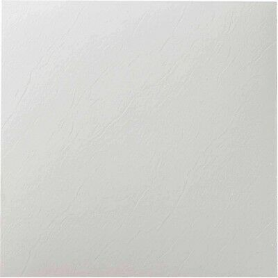 Vinyl Floor Tiles Self Adhesive Peel And Stick White Basement Flooring 12x12