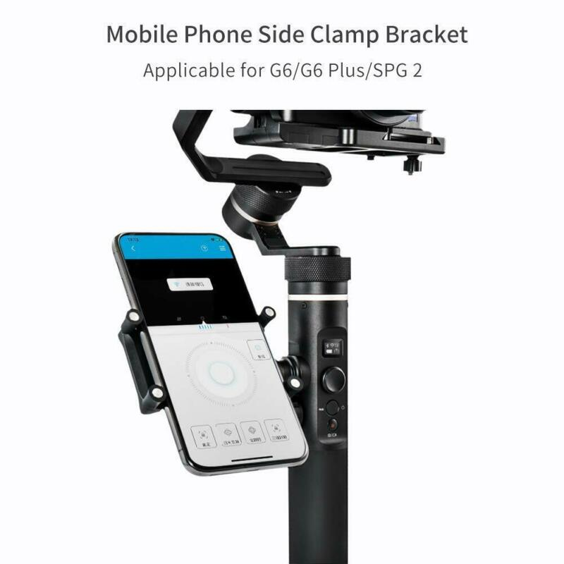 Feiyu Side Smartphone Adapter For Feiyu Gimbal Stabilizer G6 Plus ,G6 ,SPG2